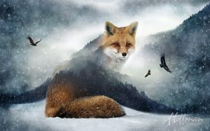 Call of the Wild Panel (Fox)