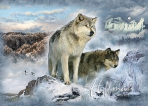 Call of the Wild Panel (Wolves)