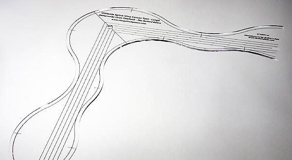 Ultimate Spine/Vine - Large Corner