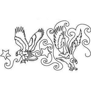 Nolting Pantograph - Eagles on High Variation