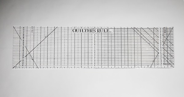 Quilter's Rule Original Ruler
