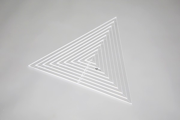 Nested Equilateral Triangles