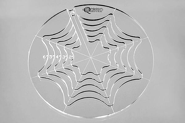 Nested Mystifying Spider Web