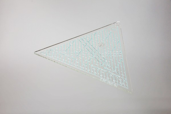 6 inch Equilateral Triangle