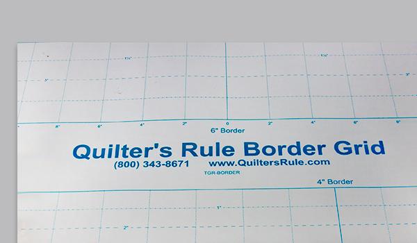 Border Design Grid