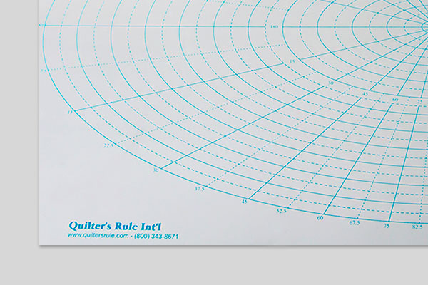 Circle/Oval Graph Template
