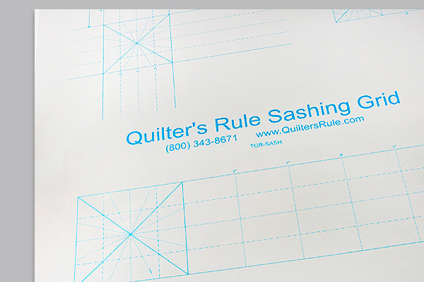 Sashing Design Grid