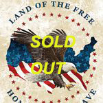 NC-LOTF-PANEL (Land of the Free Panel)  - SOLD OUT